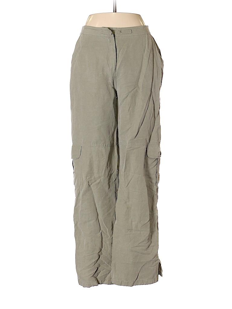J.jill Women Silk Pants Size 6