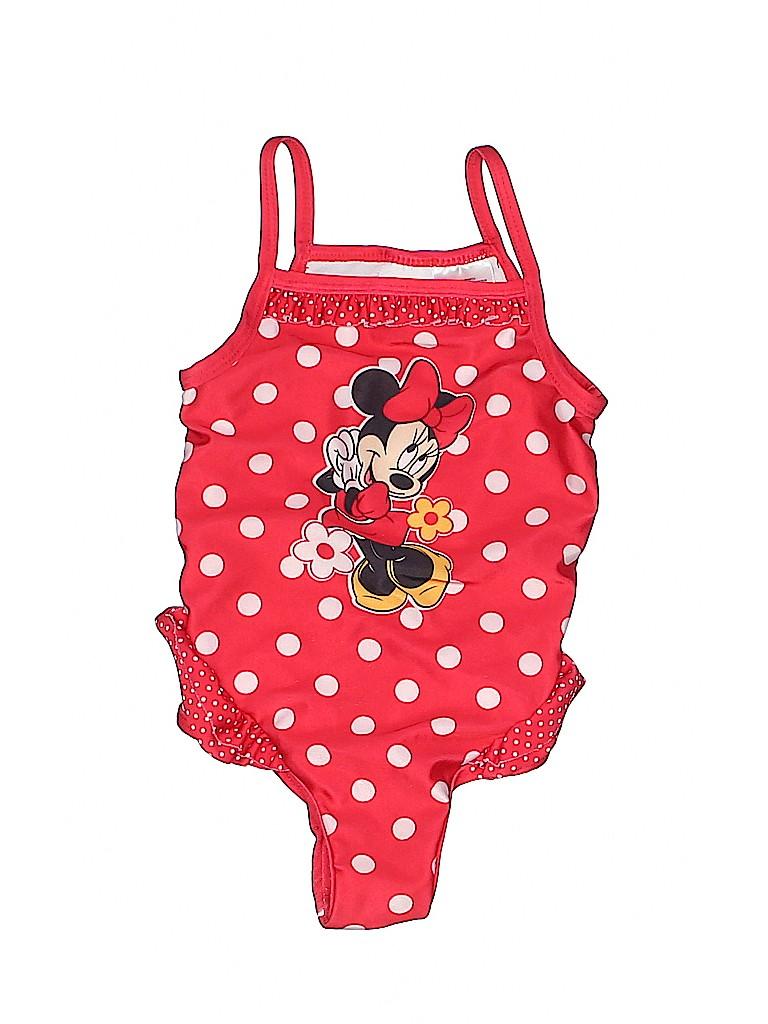 Disney Girls One Piece Swimsuit Size 24 mo