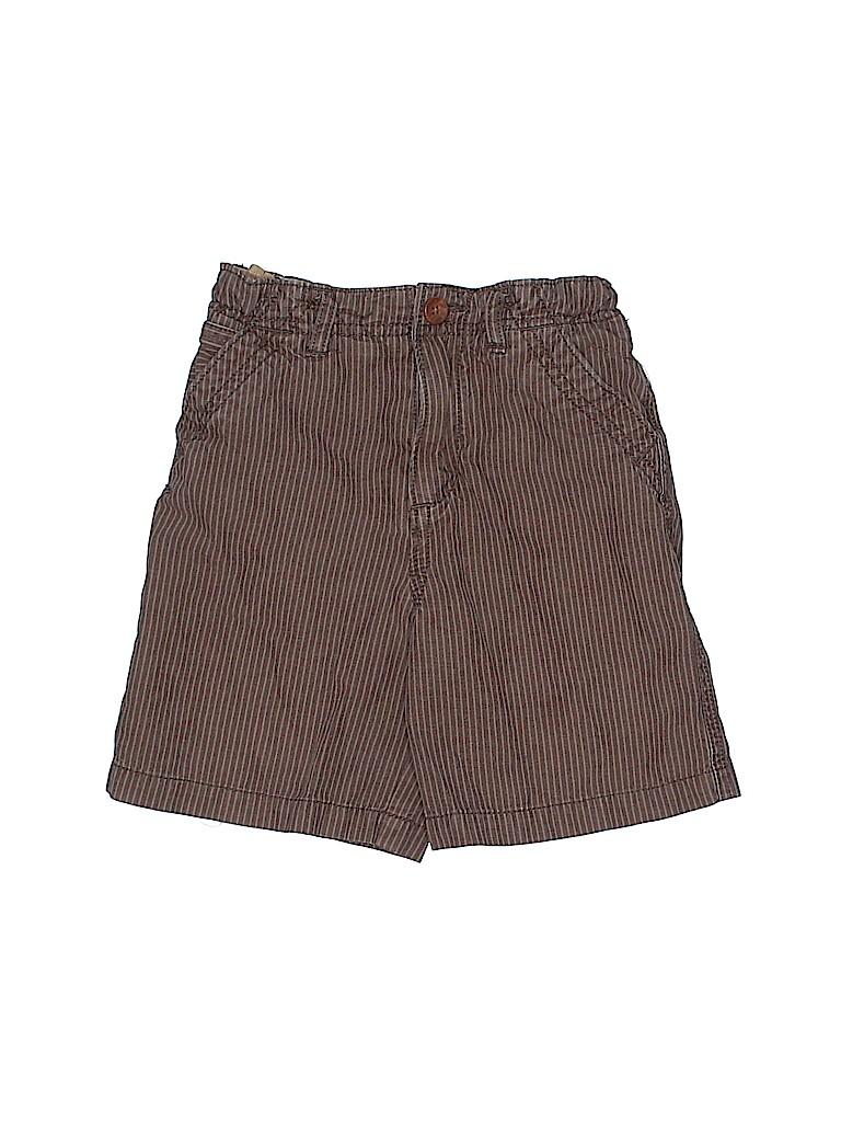 The Children's Place Boys Khaki Shorts Size 4T