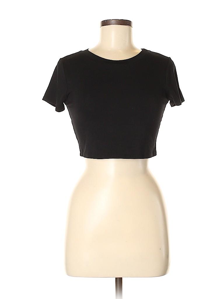 Socialite Women Short Sleeve T-Shirt Size M