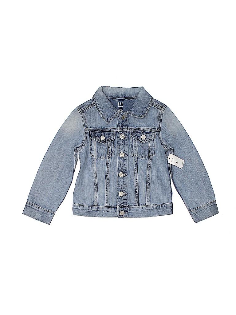 Gap Girls Denim Jacket Size 4T