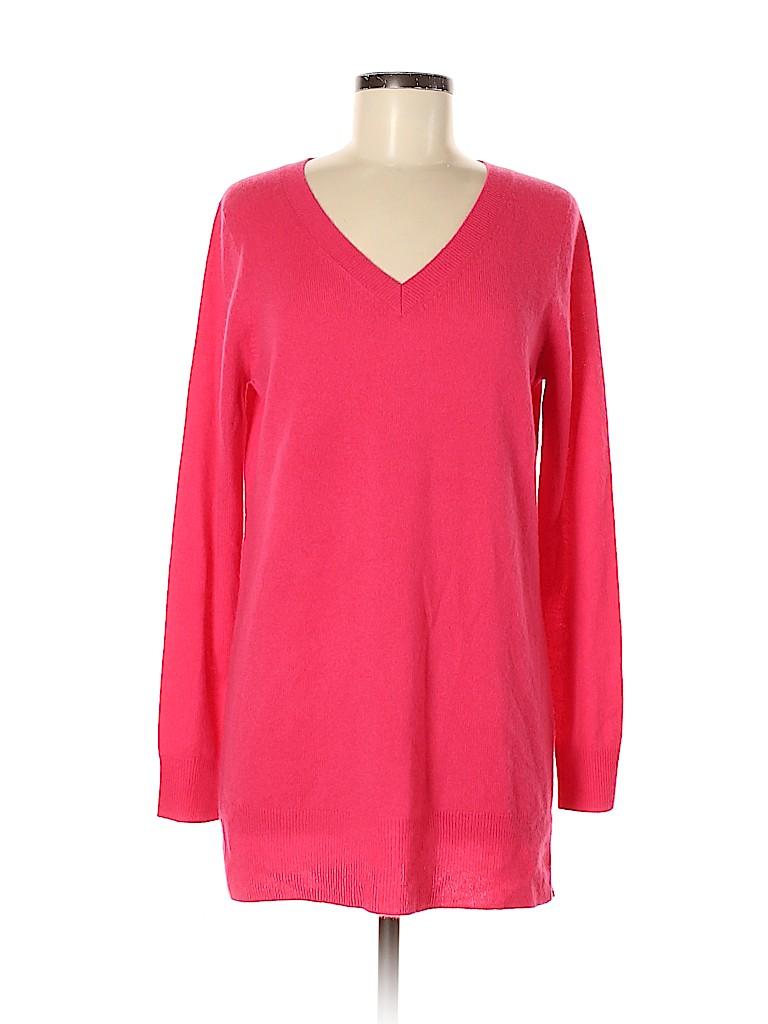 Apt. 9 Women Cashmere Pullover Sweater Size M