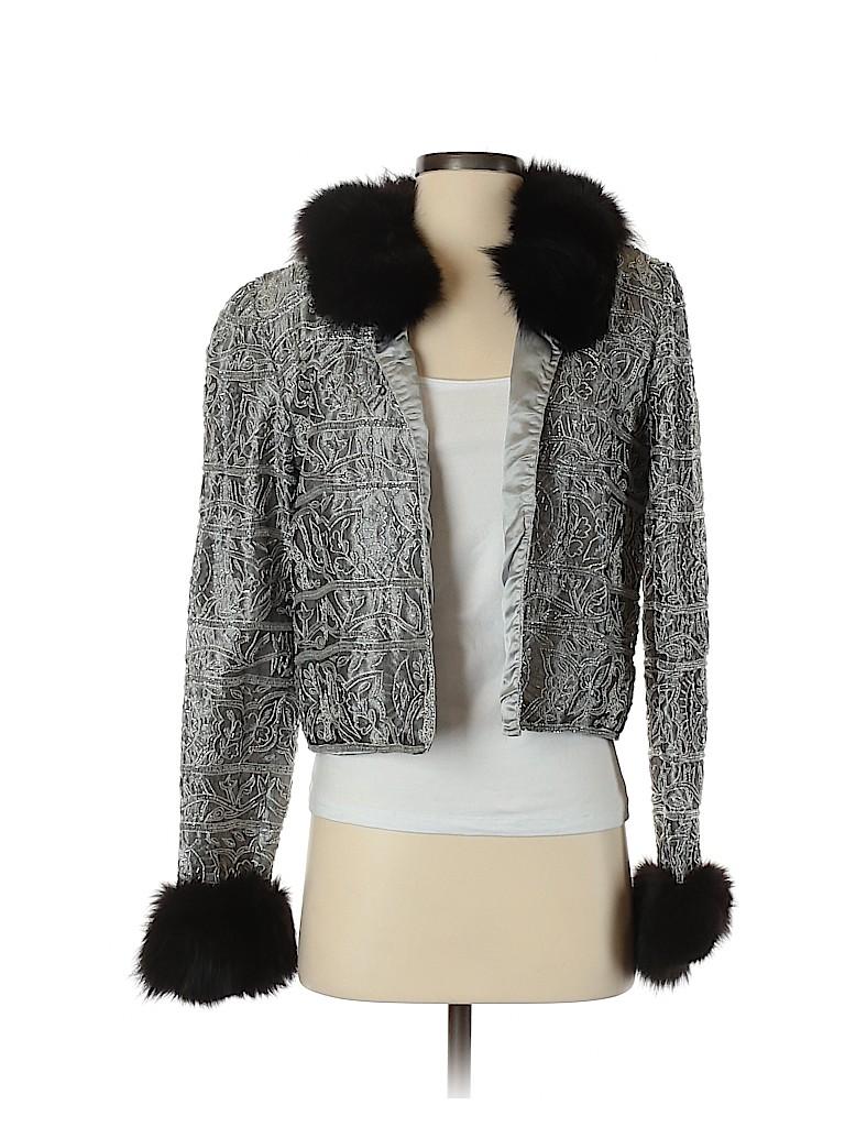 Adrianna Papell Women Blazer Size S