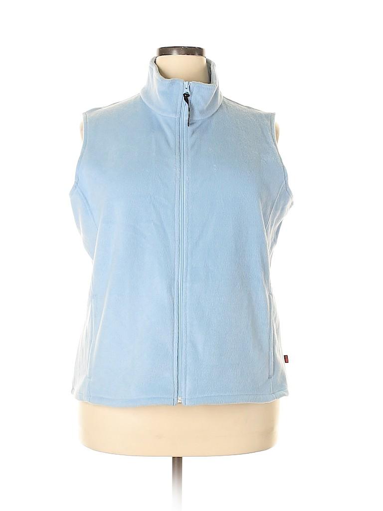 Woolrich Women Fleece Size 2X (Plus)