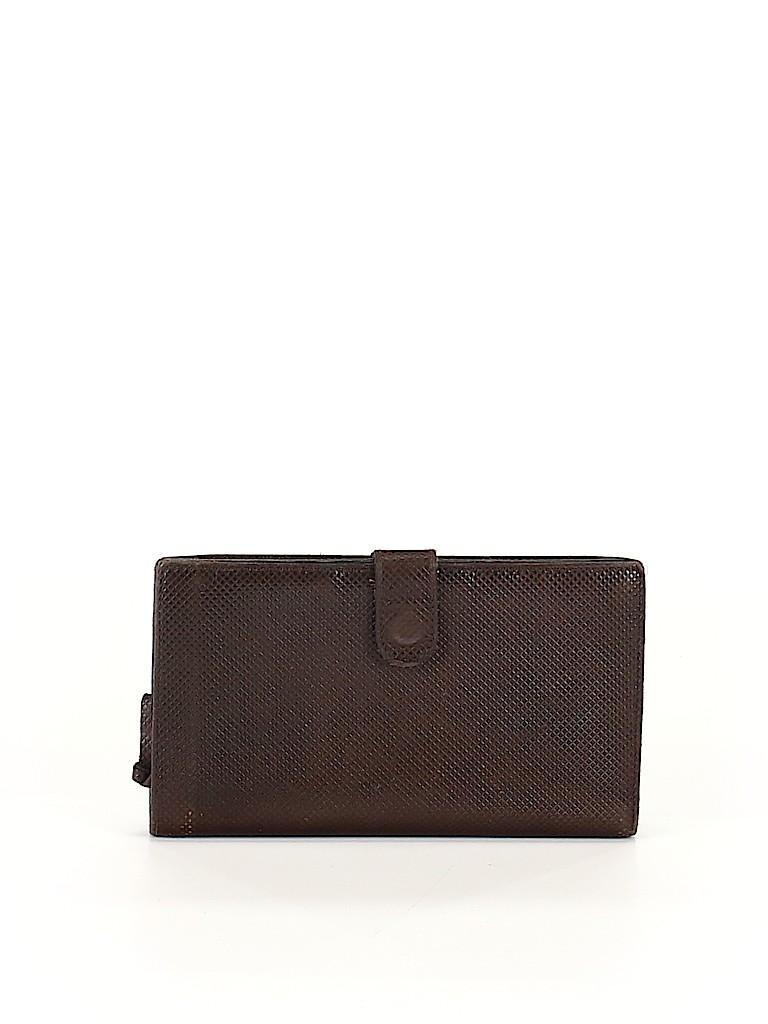 Bottega Veneta Women Leather Wallet One Size
