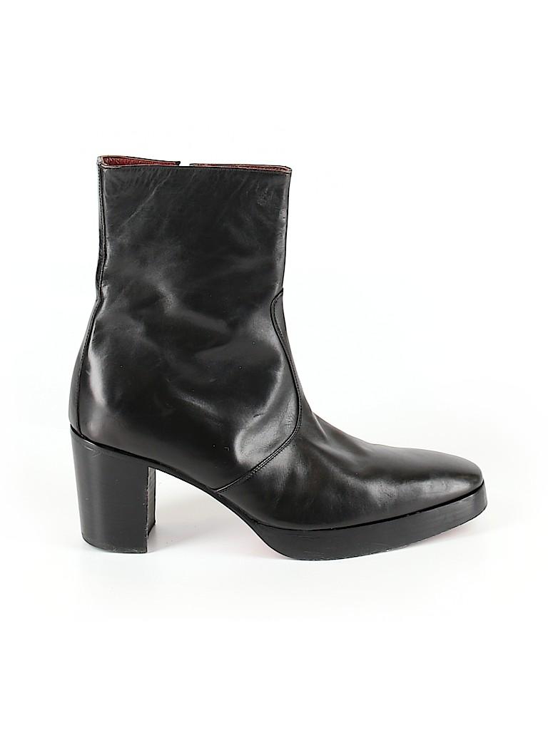 Jean-Michel Cazabat Women Ankle Boots Size 41.5 (EU)