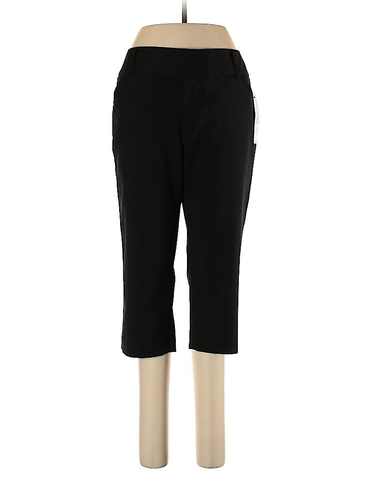 Daisy Fuentes Women Dress Pants Size 10 (Petite)