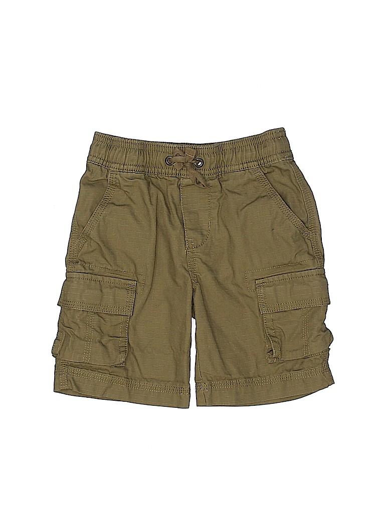 Hanna Andersson Boys Cargo Shorts Size 90 (CM)