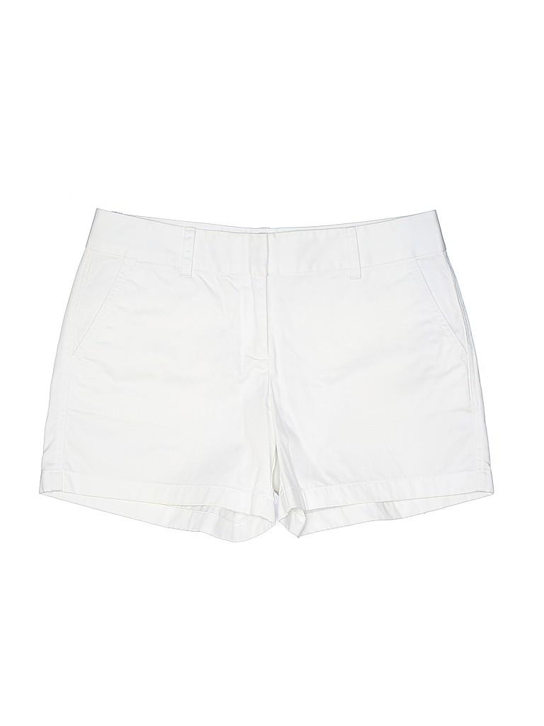 Vineyard Vines Women Khaki Shorts Size 8