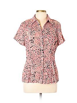 6f0c533a3f Apt. 9 Short Sleeve Blouse Size XL