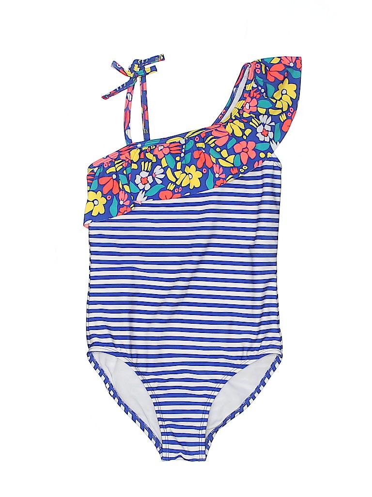 Cat & Jack Girls One Piece Swimsuit Size 7 - 8