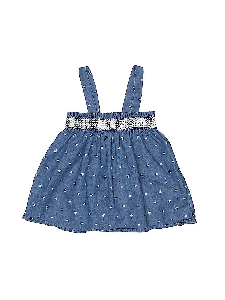 Nautica Girls Sleeveless Blouse Size 3T