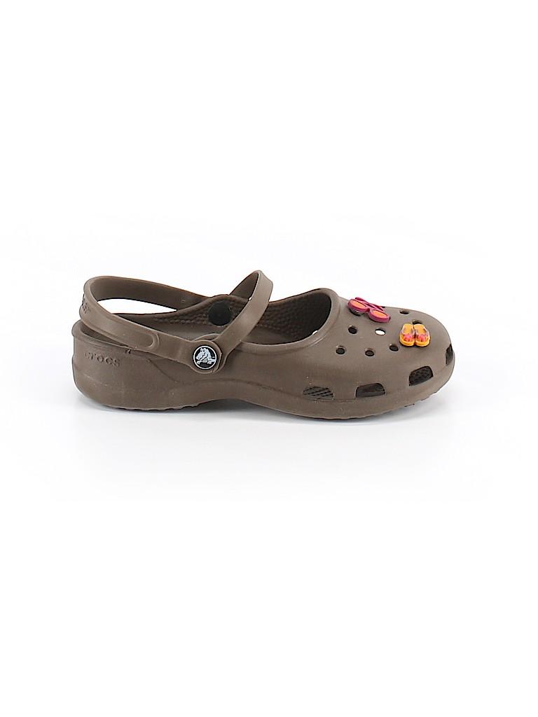 Crocs Women Mule/Clog Size 8