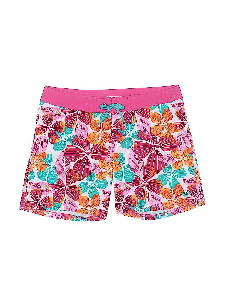 Roxy Girl Girls Board Shorts Size 14