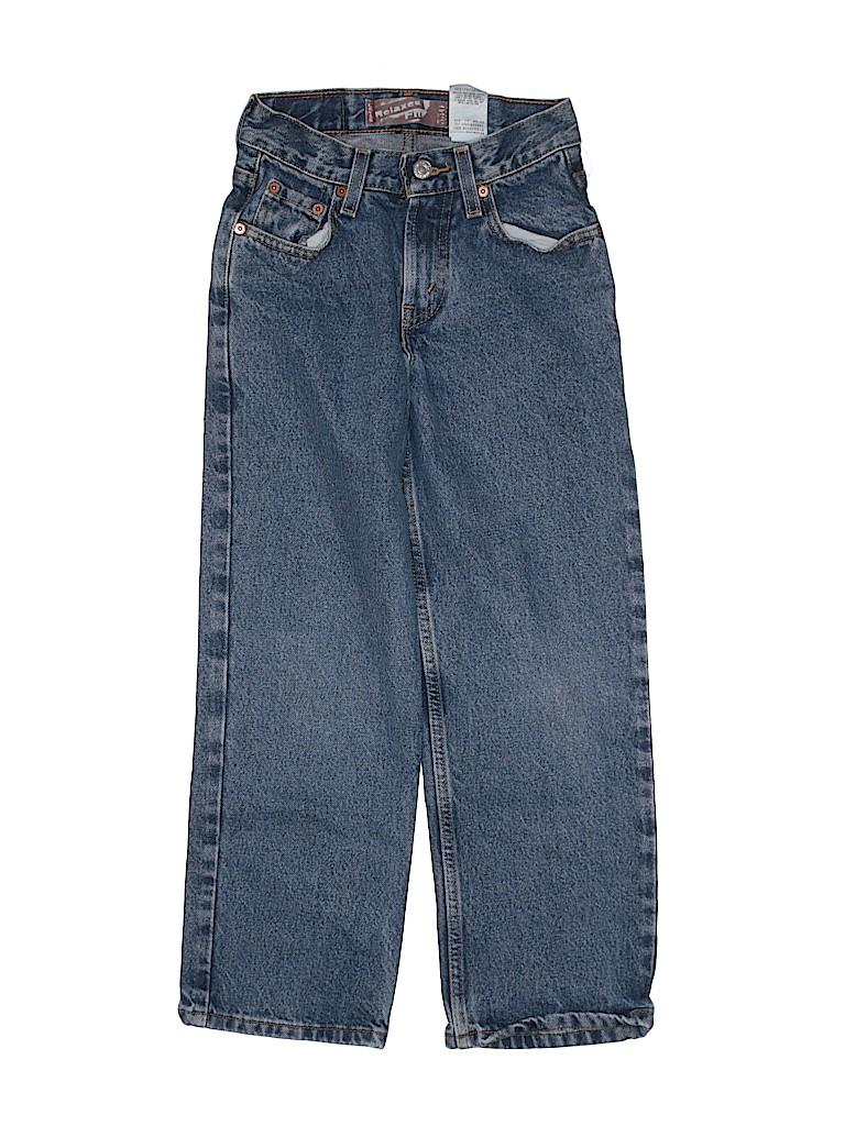 Levi's Girls Jeans Size 9 (Slim)
