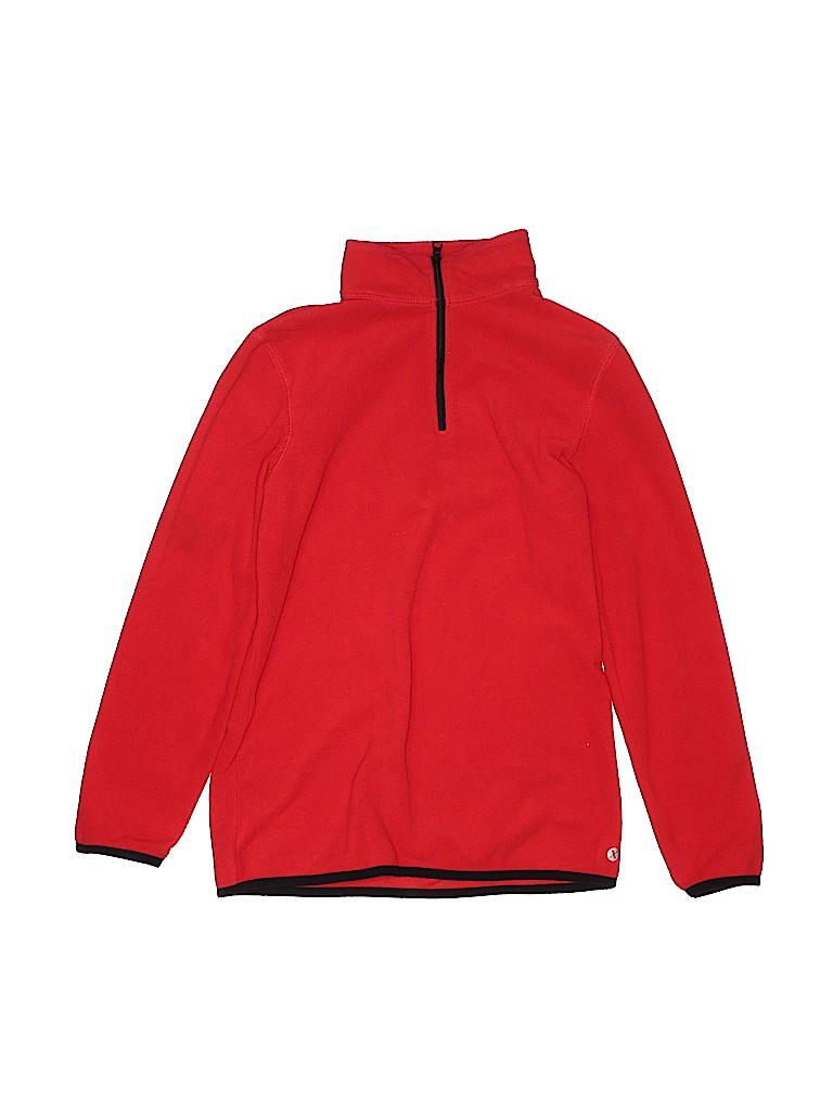 Xersion Boys Fleece Jacket Size 10 - 12