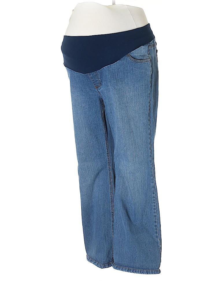Motherhood Women Jeans Size 1X (Maternity)