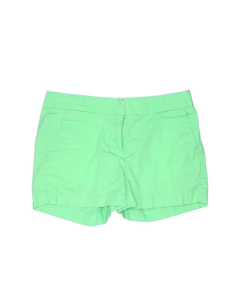 Crewcuts Outlet Boys Khaki Shorts Size 10