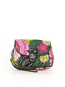 02763b7e0a1fc5 Handbags: Wristlets Vera Bradley Green On Sale Up To 90% Off Retail ...