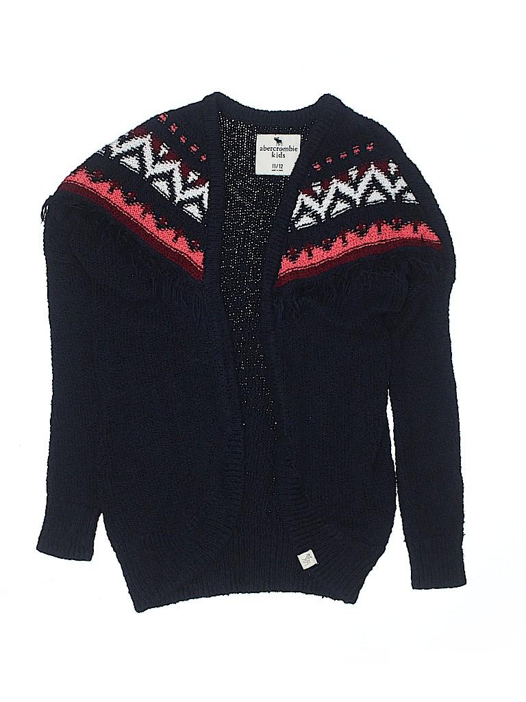 Abercrombie Girls Cardigan Size 12