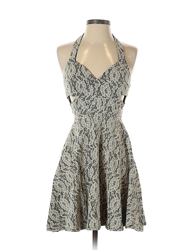 Point Women Cocktail Dress Size S
