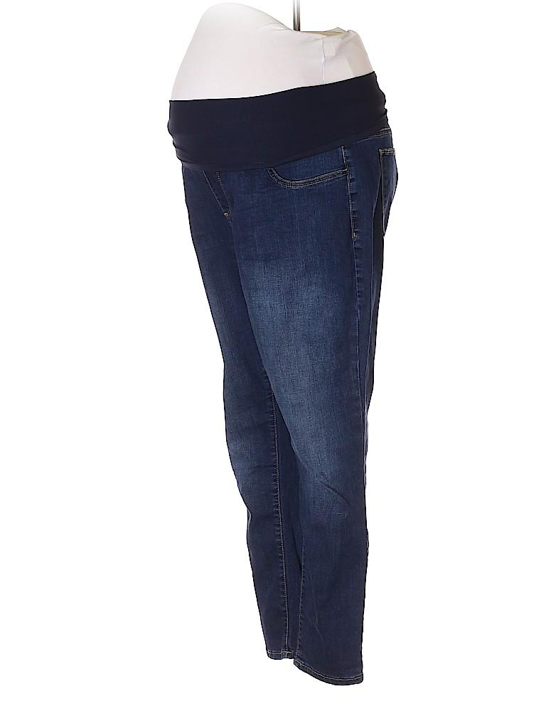 Gap - Maternity Women Jeans Size 12 (Maternity)
