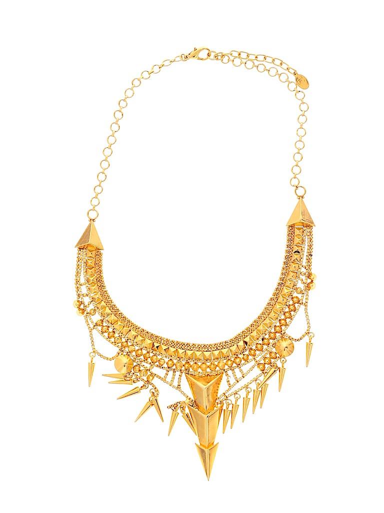 Noir Women Necklace One Size