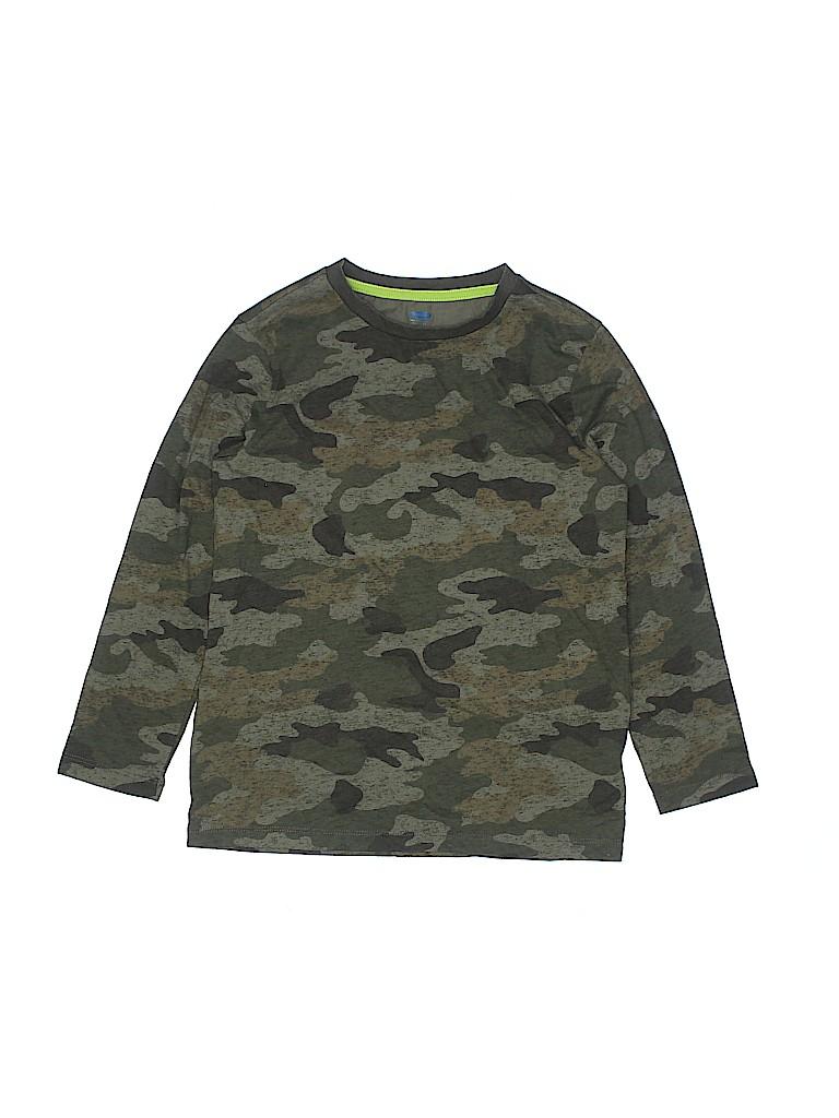 Old Navy Boys Long Sleeve T-Shirt Size 8