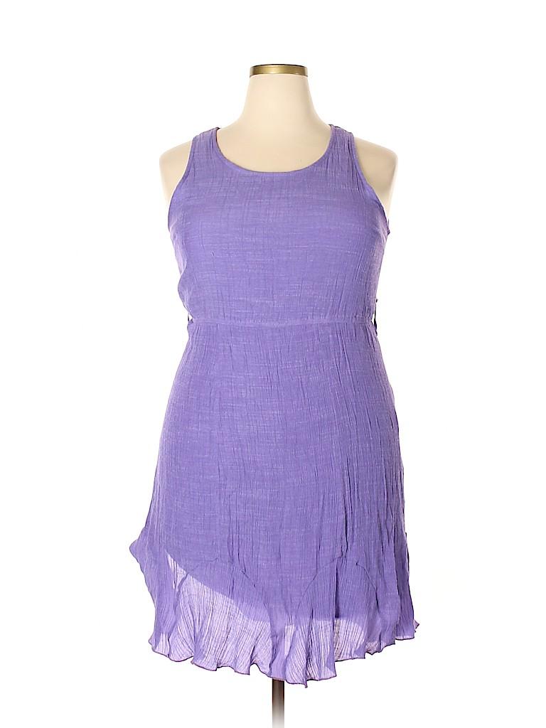 Assorted Brands Women Casual Dress Size 2X (Plus)