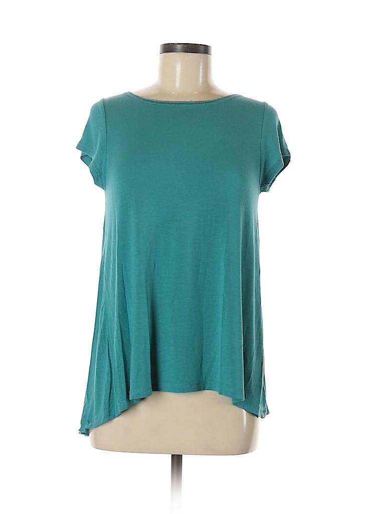PrAna Women Short Sleeve Top Size M