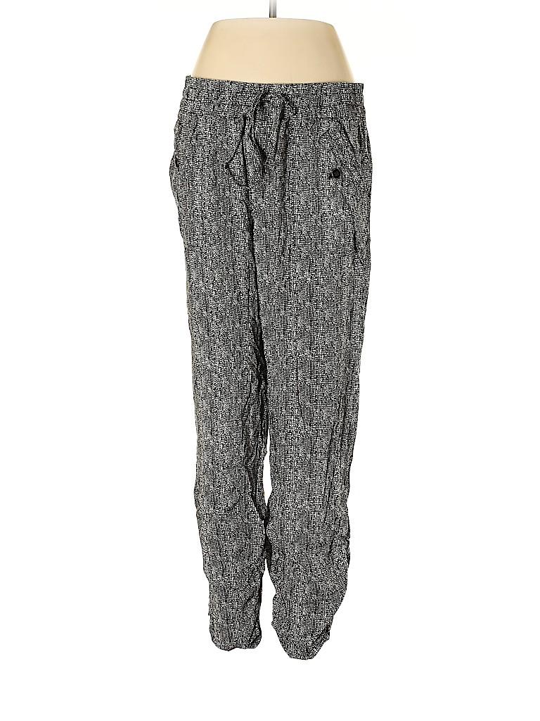 Hannah Women Casual Pants Size M