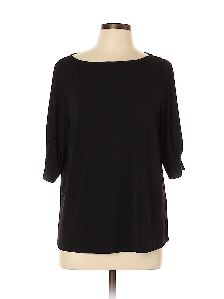 H&M Women Short Sleeve Top Size L