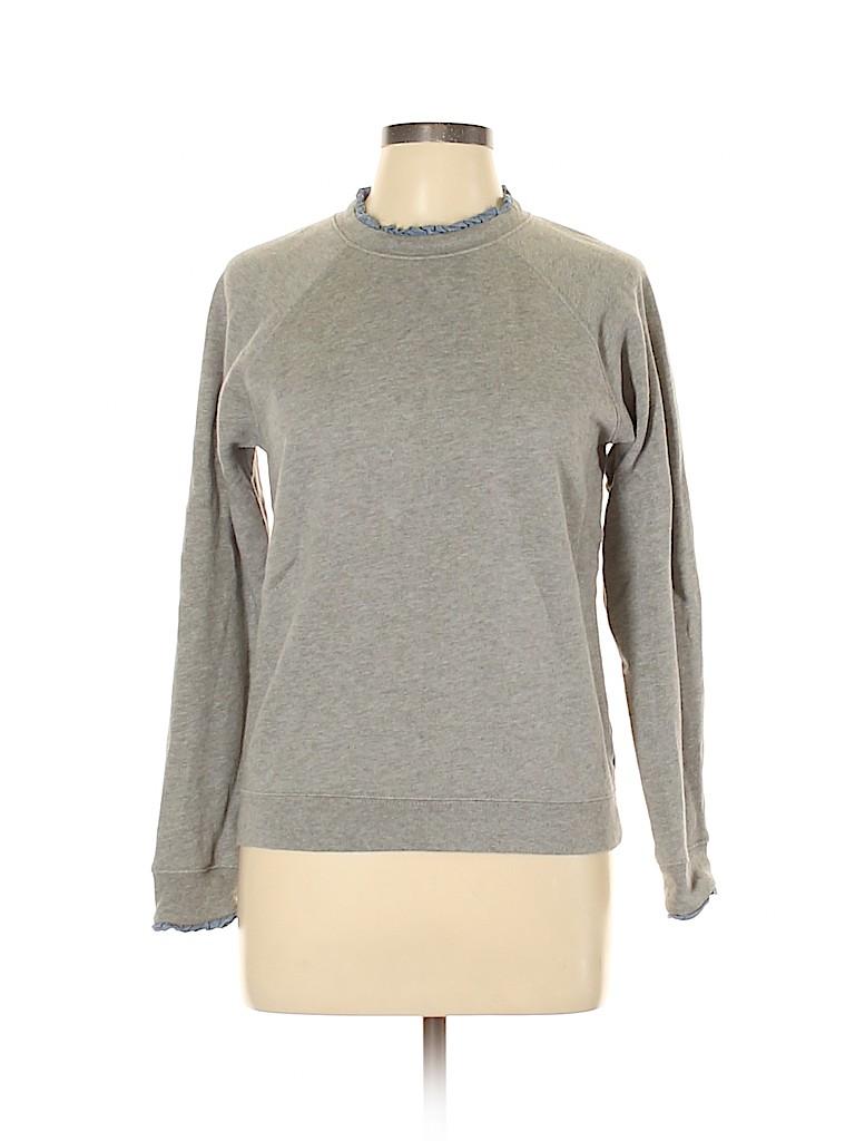 J. Crew Women Sweatshirt Size M