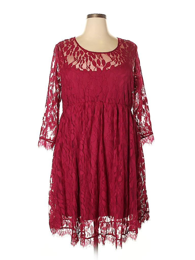 Torrid Women Casual Dress Size 20 (Plus)