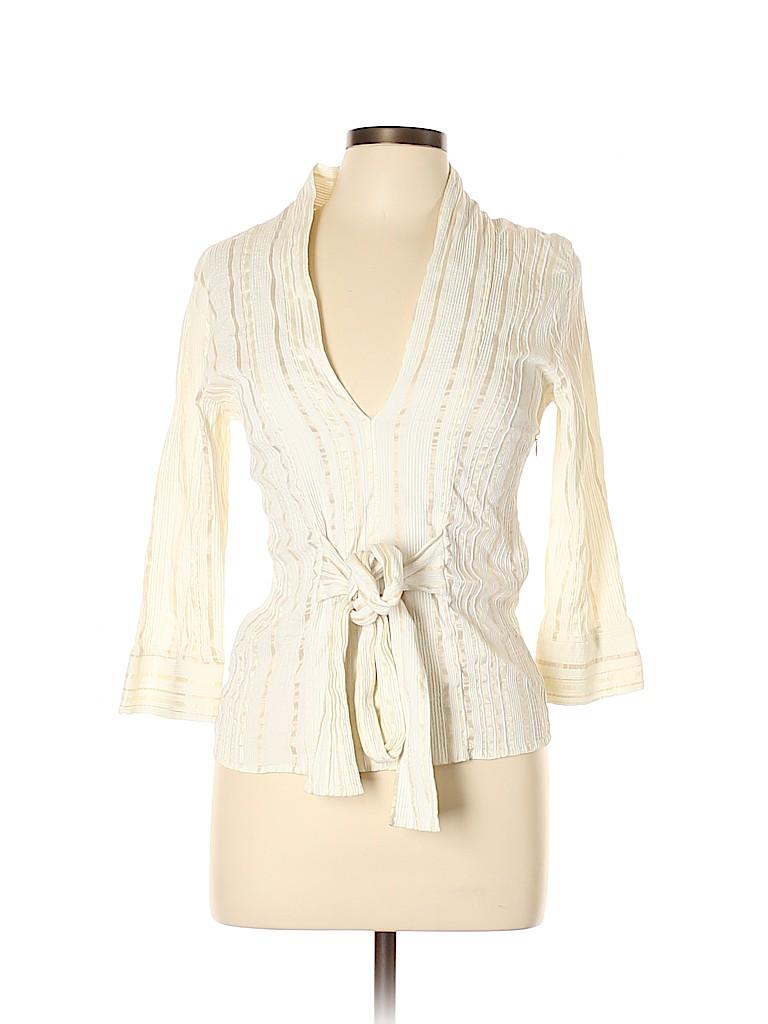 Zara Basic Women 3/4 Sleeve Blouse Size L