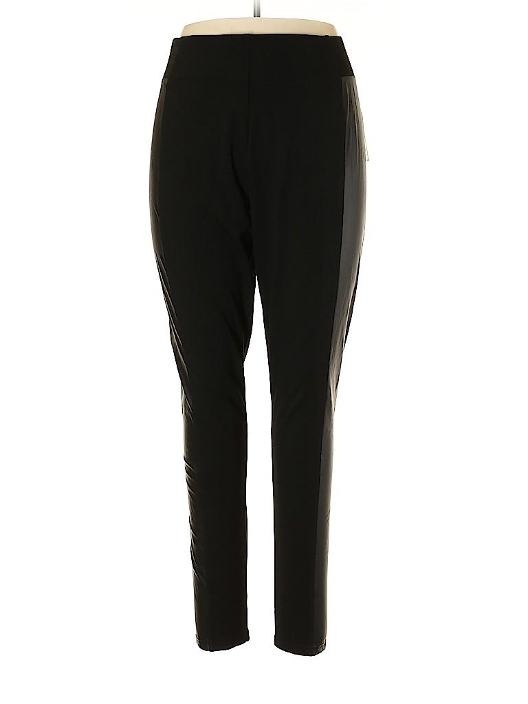FASHION TO FIGURE Women Casual Pants Size 2X Plus (2) (Plus)
