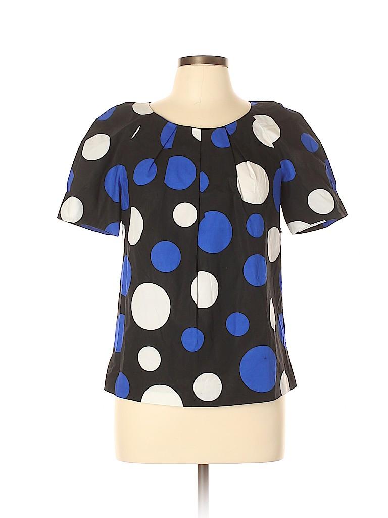 Michael Kors Women Short Sleeve Blouse Size 10
