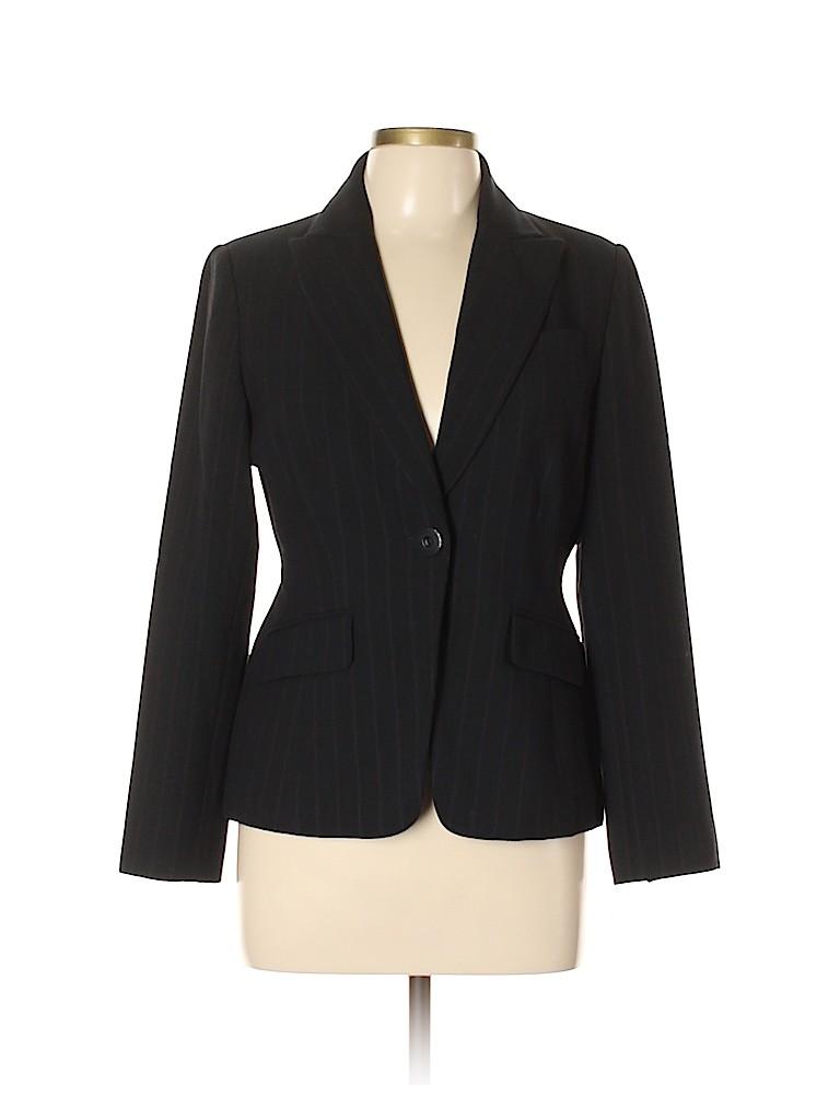 Emma James Women Blazer Size 10 (Petite)