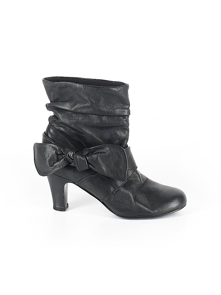 Steve Madden Women Ankle Boots Size 6 1/2