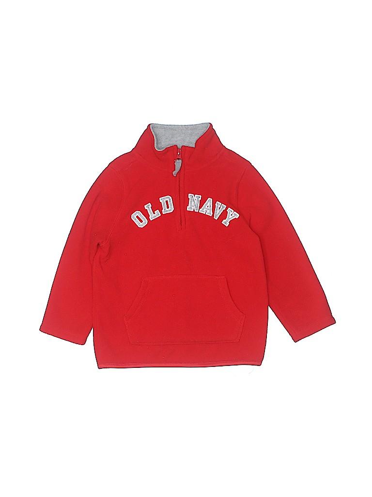 Old Navy Boys Fleece Jacket Size 3T