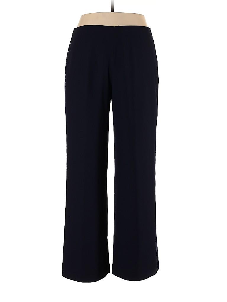 Sandra Darren Women Casual Pants Size 14