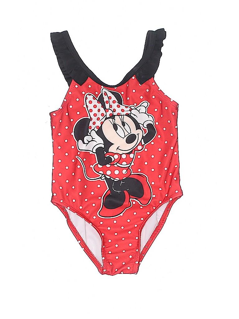 Disney Girls One Piece Swimsuit Size 2T