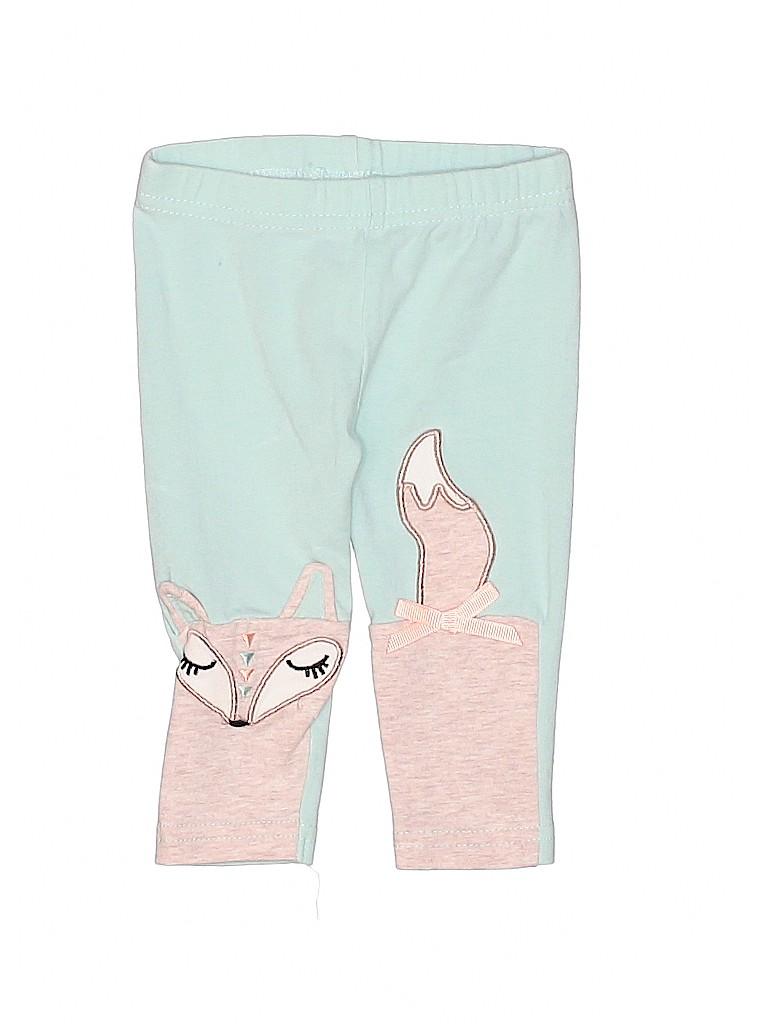 Jessica Simpson Girls Leggings Size 3-6 mo