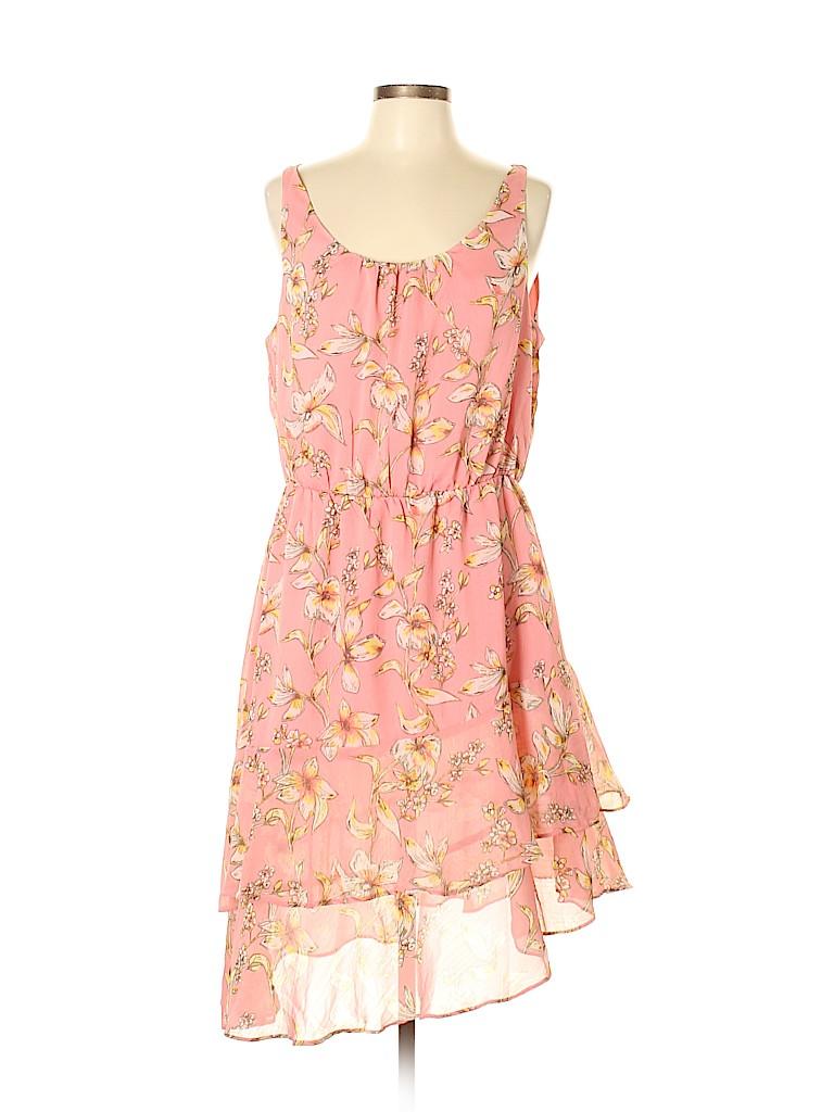 7th Avenue Design Studio New York & Company Women Casual Dress Size L