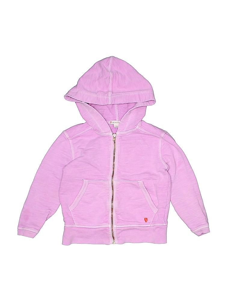 Crewcuts Girls Zip Up Hoodie Size 3