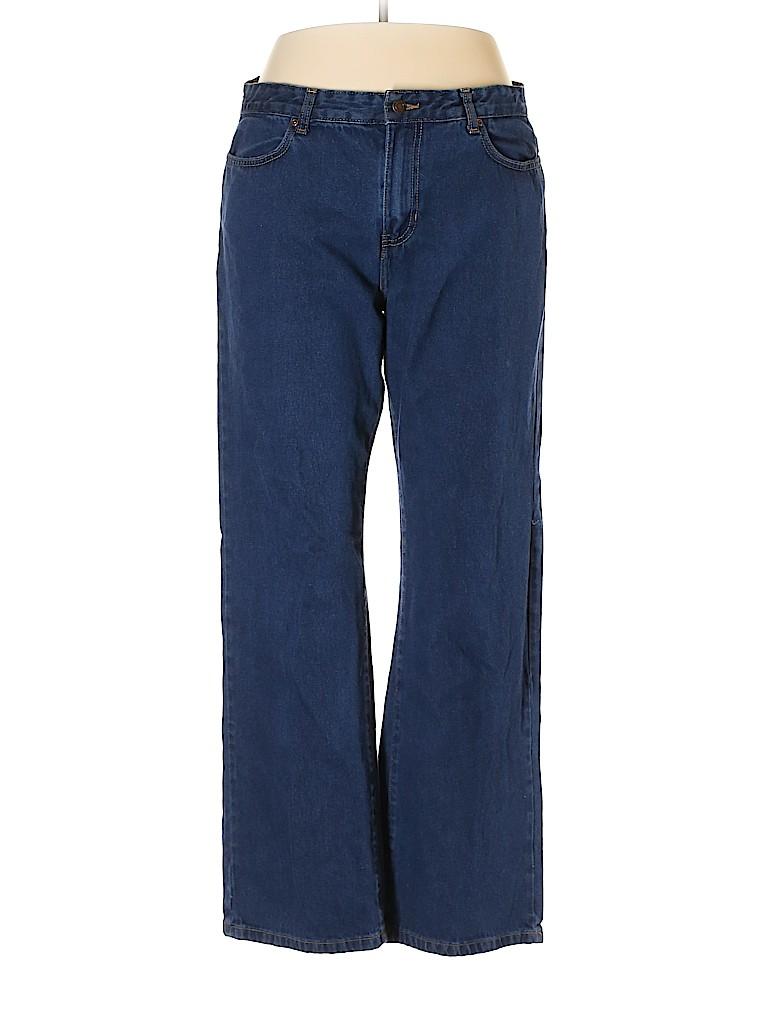 Faded Glory Women Jeans Size 18 (Plus)