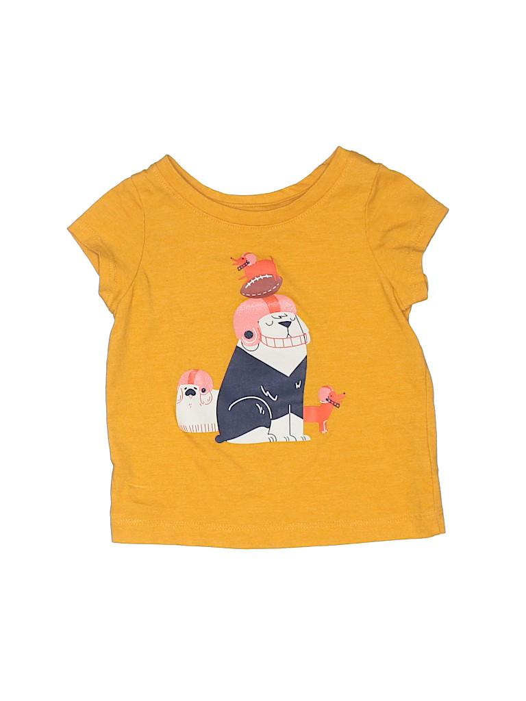 Cat & Jack Boys Short Sleeve T-Shirt Size 18