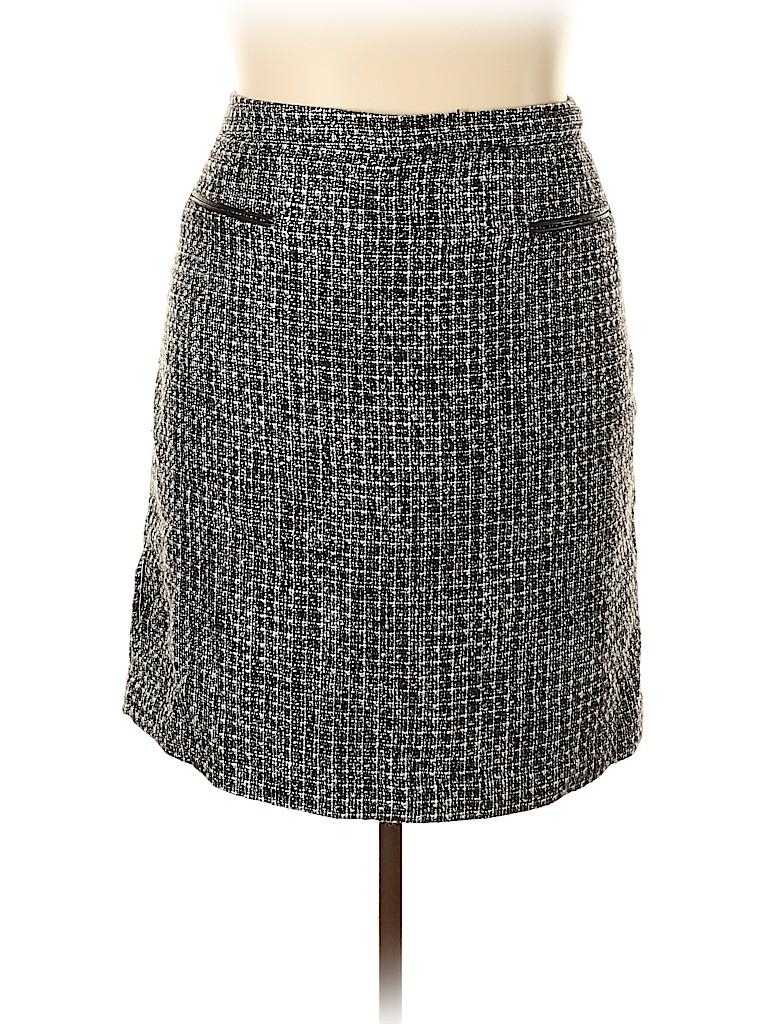 Worthington Women Casual Skirt Size 24 (Plus)