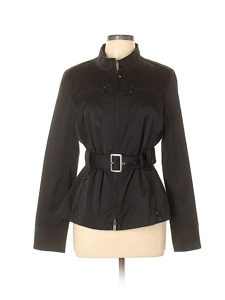 Kenneth Cole New York Women Jacket Size L (Petite)