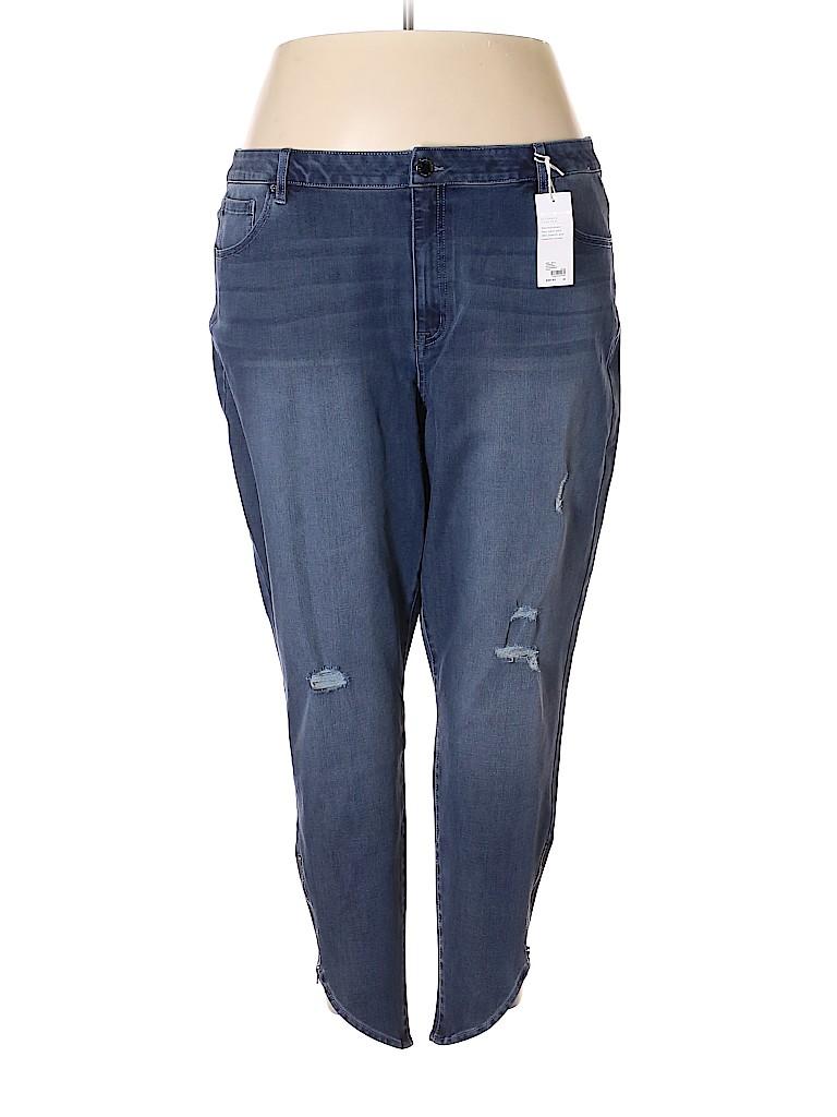 Lane Bryant Women Jeans Size 28 (Plus)